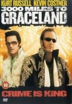 3,000 Miles To Graceland DVD