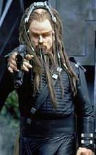 Battlefield Earth. Travolta turns fiction into pulp